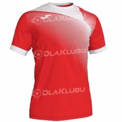 Koszulka siatkarska JOMA Hispa II czerwono biała