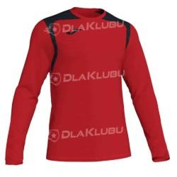 Koszulka piłkarska JOMA Champion V czerwono czarna