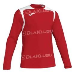Koszulka piłkarska JOMA Champion V czerwono biała