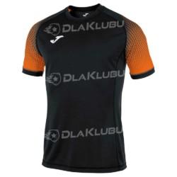 Koszulka siatkarska JOMA Hispa czarno pomarańczowa