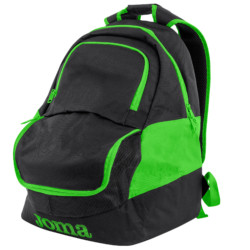 Plecak treningowy Diamond II czarno zielony 400235.117