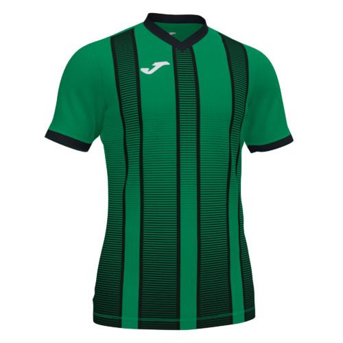 Koszulka piłkarska Joma Tiger zielono czarna 101464.451