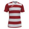 Koszulka piłkarska Joma Europa IV czerwono biała 101466.602