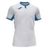 Koszulka Joma Toletum biało niebieska 101476.207