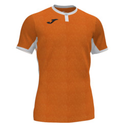 Koszulka Joma Toletum pomarańczowo biała 101476.882