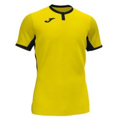 Koszulka Joma Toletum żółto czarna 101476.901
