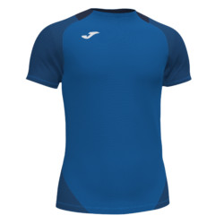 Koszulka piłkarska Joma Essential II niebiesko granatowa 101508.703