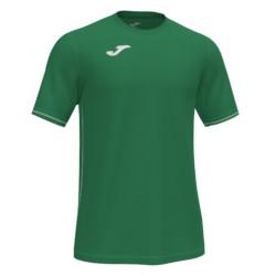 Koszulka piłkarska Joma Campus II zielona 101587.450