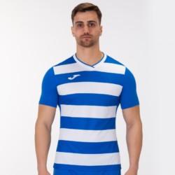 Koszulka piłkarska Joma Europa IV niebiesko biała 101466.702