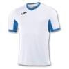 Koszulka piłkarska JOMA Champion IV biało-niebieska 100683.601