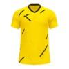 Koszulka Joma Tiger III żółto czarna 101903.901