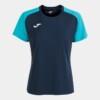 Koszulka sportowa damska Joma Academy IV granatowo niebieska 901335.342